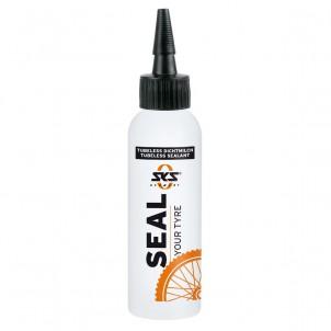 Рідкий герметик SKS SEAL YOUR TYRE - SEALANT WHITE