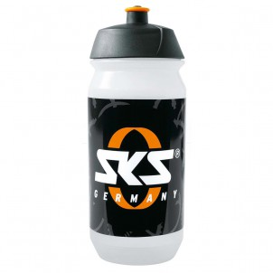 "Фляга SKS DRINKING BOTTLE """"SKS-GERMANY"""" LOGO - 500ML TRANSPARENT"""