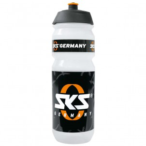 "Фляга SKS DRINKING BOTTLE """"SKS-GERMANY"""" LOGO - 750ML TRANSPARENT"""