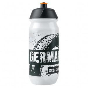"Фляга SKS DRINKING BOTTLE """"TEAM GERMANY"""" - 500ML TRANSPARENT"""