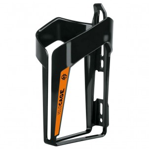 Фляготримач SKS VELOCAGE GLOSSY-BLACK / ORANGE