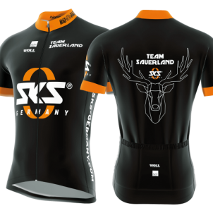 Велоджерсі SKS Team Sauerland (BIO RACER), size XL